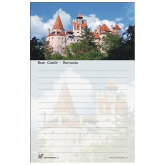 Blocnotes - Castelul Bran (1)