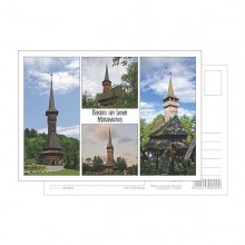 Biserici din Lemn din Maramures
