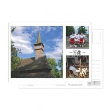 Biserica din lemn Ieud - Maramures