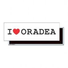 "Magnet ""I Love Oradea"""