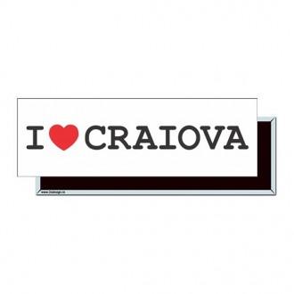 "Magnet ""I ove Craiova"""