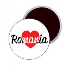 "Magnet ""Love Romania"""