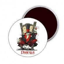 Magnet Dracula Comic
