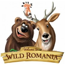 "Tricou ""Welcome to Wild Romania"""