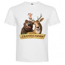 "Tricou copii ""Welcome to Transylvania"""