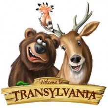 "Tricou copii ""Welcome to Transylvania"""