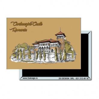 Magnet Castelul Cantacuzino