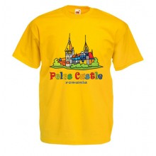 Tricou copii Castelul Peles