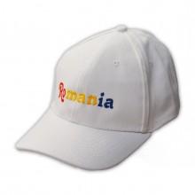 Sapca Romania Alba