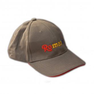 Sapca Romania Gri