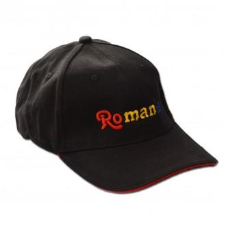 Sapca Romania Negru