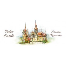Cana Sinaia Castelul Peles