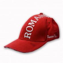 Sapca Romania Rosie