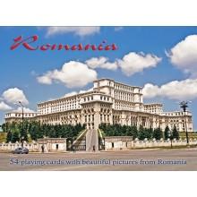 Carti de Joc - Bucuresti Palatul Parlamentului
