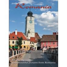 Carti de Joc - Sibiu Turnul Sfatului