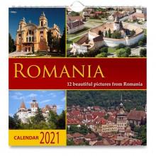 Calendar Romania (21-13)