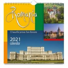 Calendar Romania (21-14)