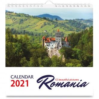 Calendar Romania (21-08)