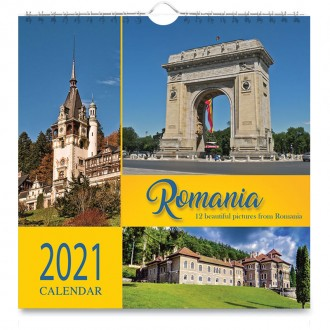 Calendar Romania (22-14)