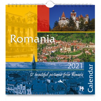 Calendar Romania (22-15)