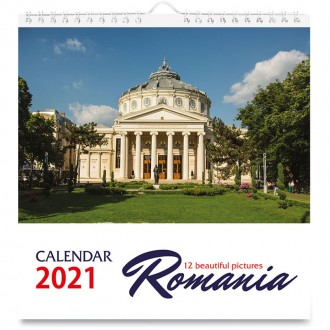 Calendar Romania (22-02)