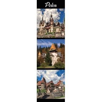 Semn de carte Castelul Peles