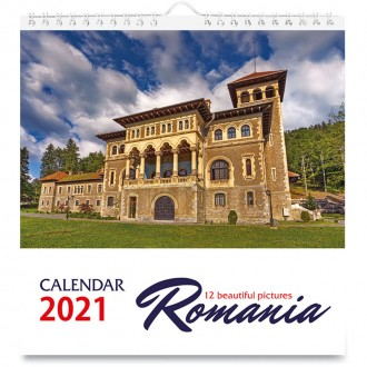 Calendar Romania (22-03)