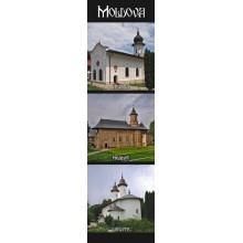 Semn de carte Manastiri din Moldova