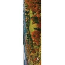 Semn de carte Peisaj Romania, Poienile Izei