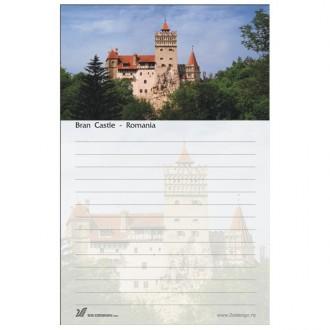 Blocnotes Castelul Bran (2)