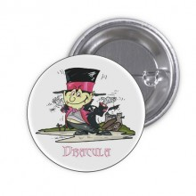 Insigna Dracula Comic