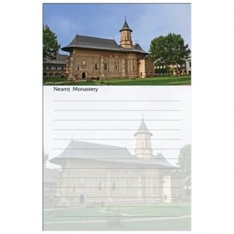 Blocnotes  Manastirea Neamt