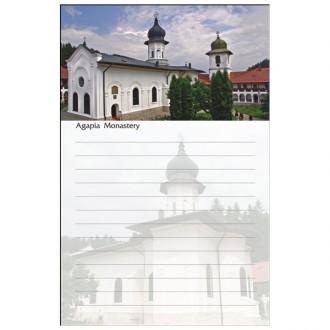 Blocnotes Manastirea Agapia