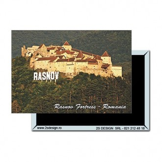 Magnet Cetatea Rasnov