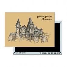 Magnet Castelul Corvinilor