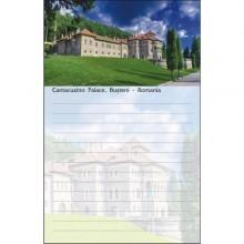 Blocnotes Busteni Castelul Cantacuzino