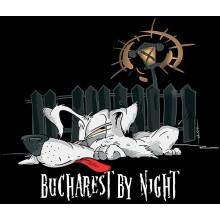 Tricou Bucharest by Night