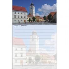 Blocnotes Sibiu Turnul Sfatului