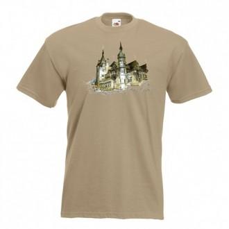 Tricou Castelul Peles