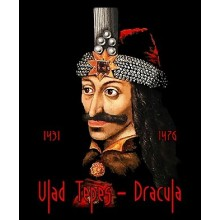 Tricou Vlad Tepes - Dracula