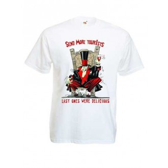 Tricou Dracula - Send More Tourists